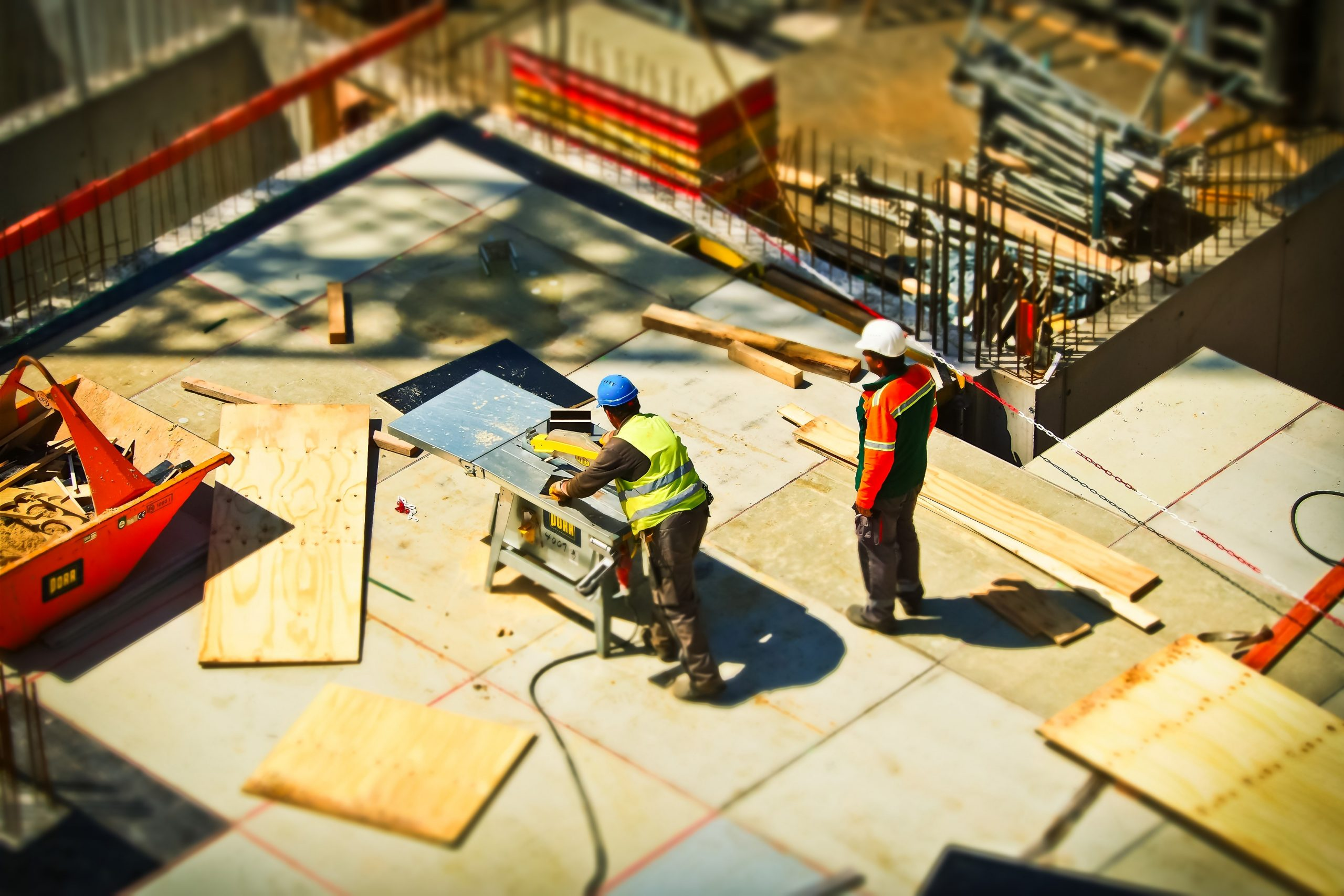 Importance of Technology in the Construction Industry
