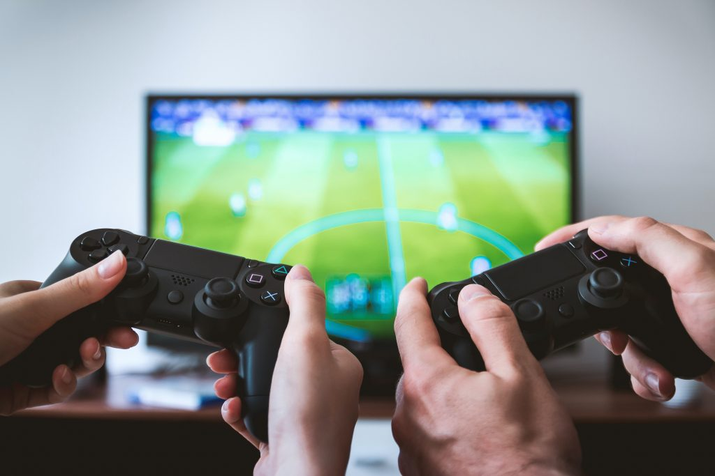 The Advancement of Games with Technology