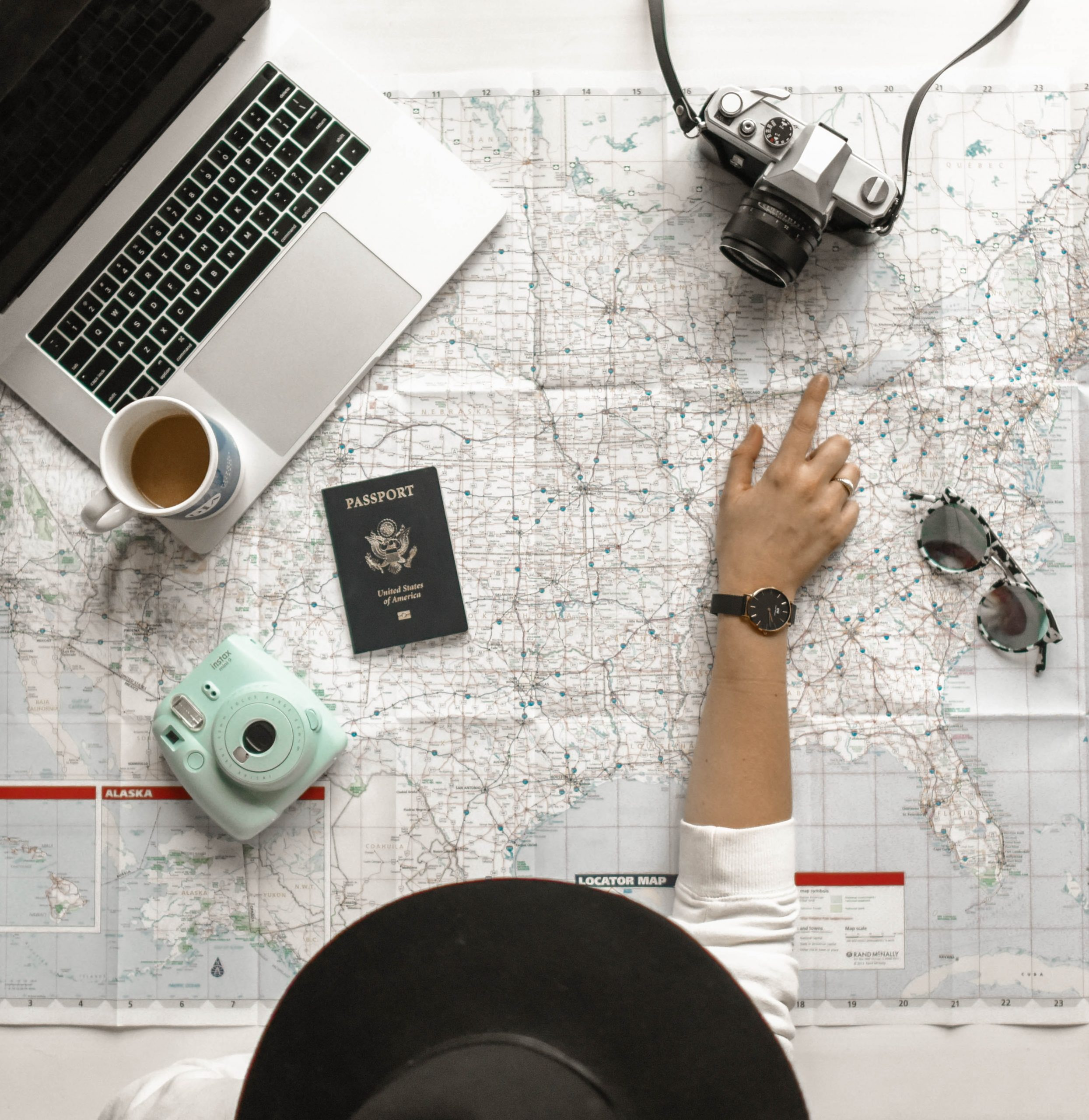 Importance of Technology in Traveling