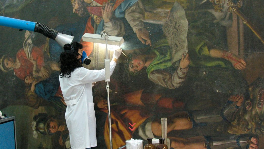 The Role of Technology in Art Restoration