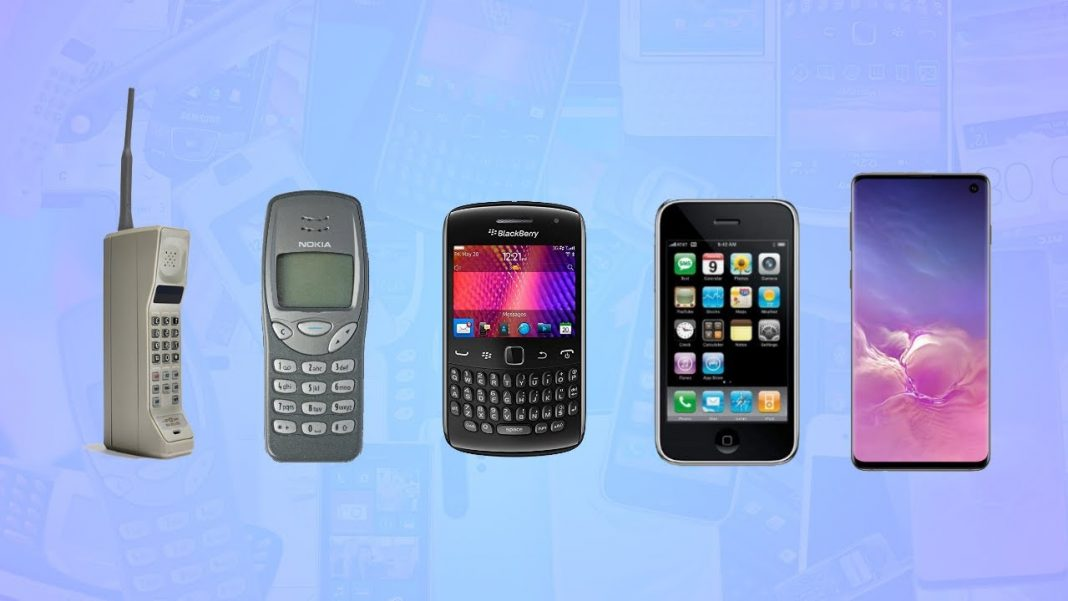 Evolution of Trendy Technology