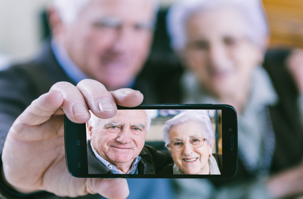 Importance of Technology Among the Elderly