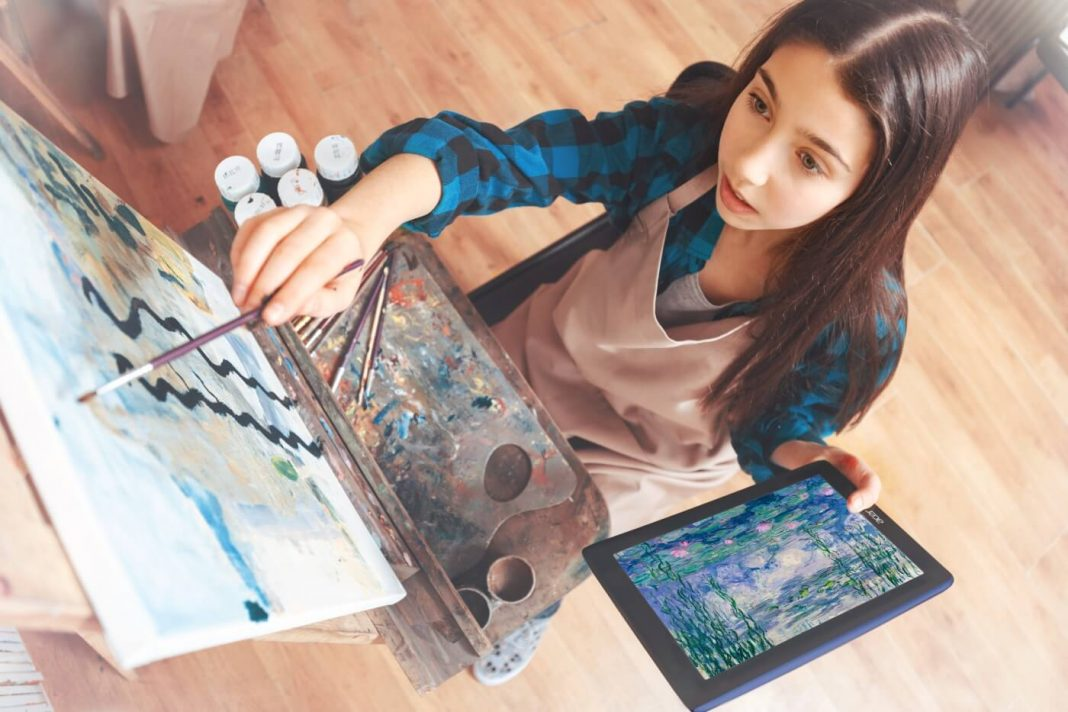 Importance of Technology in Art