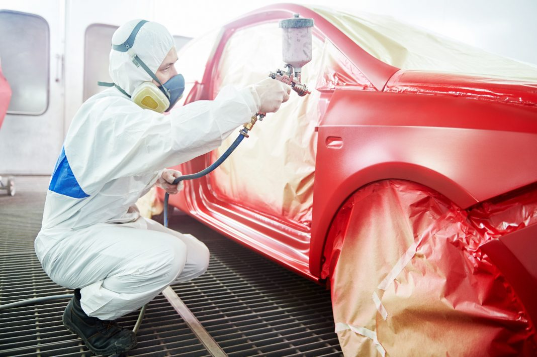 Importance of Technology in Car Painting