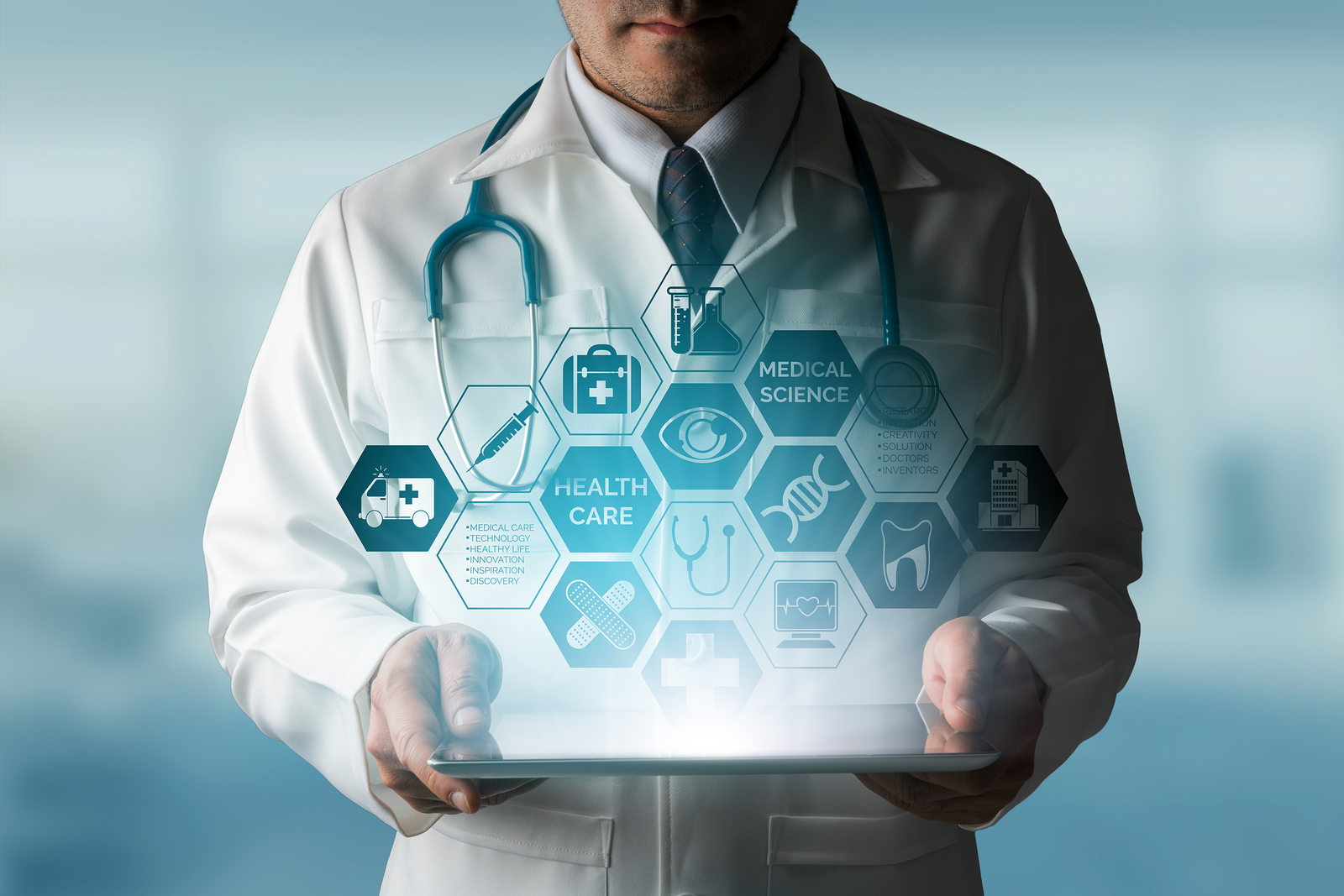 Importance Of Technology In Healthcare
