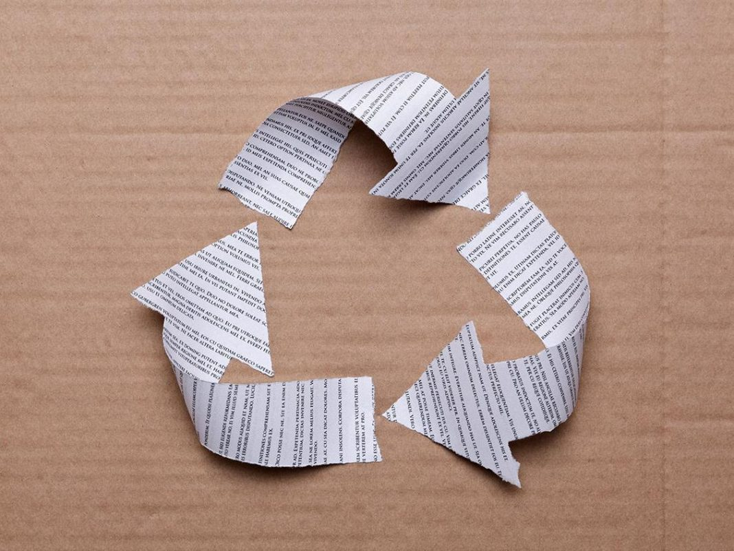 Role of Technology In Paper Recycling