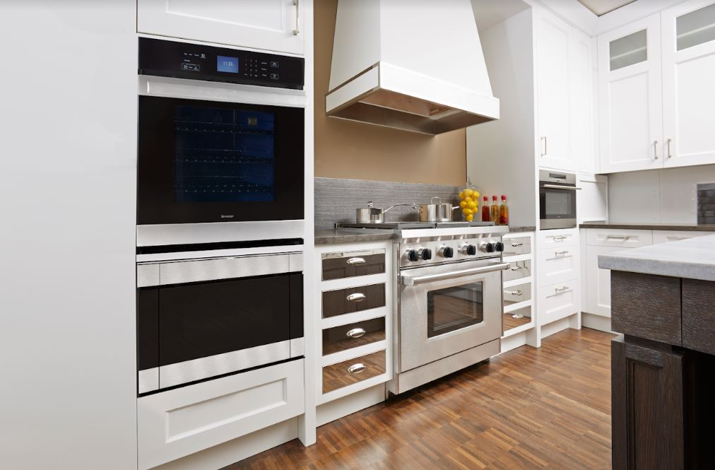 Role Of Technology In Kitchen Appliances