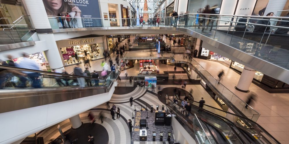 Role Of Technology In Various Shopping Malls