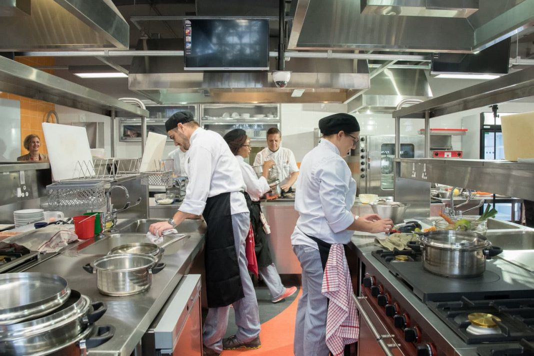 Role of Technology in Culinary Arts