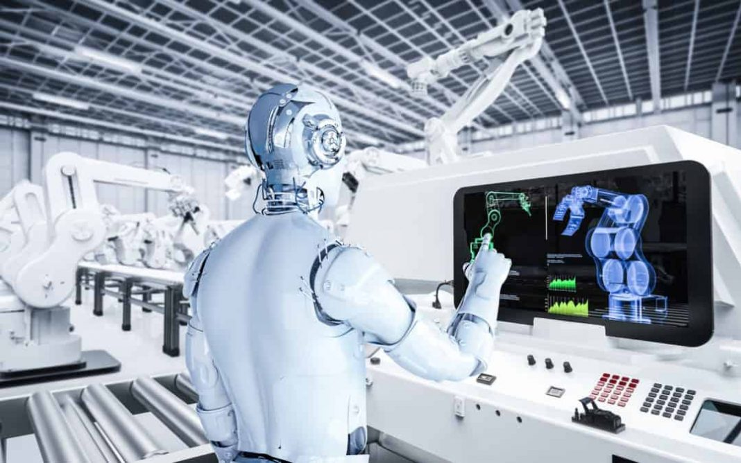 Role of Information Technology in Robotics