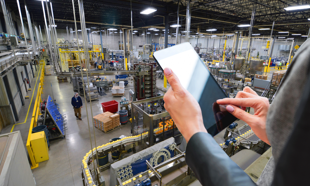 Role of Technology in Factory Modernization And its Effects