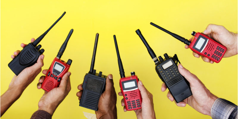 Role of Technology in a Two Way Radio